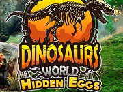Dinosaurs World Hidden Eggs Part Iv