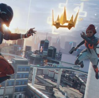 UBISOFT'S HYPER SCAPE IS A FAST, CHAOTIC BATTLE ROYALE FROM THE STUDIO BEHIND RAINBOW SIX SIEGE