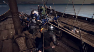 The Viking Way looks like Mount and Blade but with bigger beards