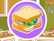 Greedy Boy Sandwiches