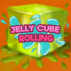 Jelly Cube Rolling