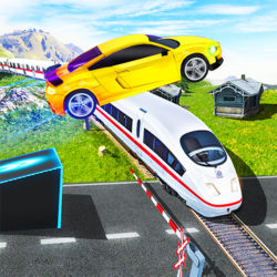 Marvelous Hot Wheels : Stunt Car Racing Game