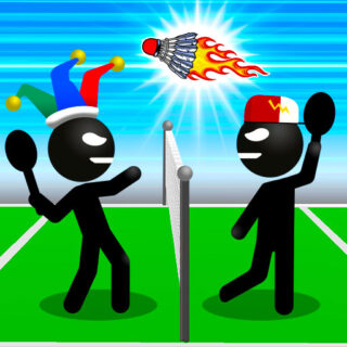 Stickman Sports Badminton