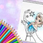 Amazing Princess Coloring Book