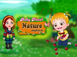 Baby Hazel Nature Explorer