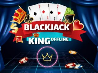 Blackjack King – Offline