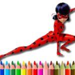 BTS LadyBug Coloring