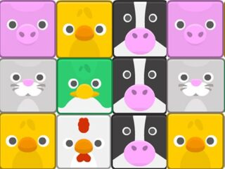 Farm Animals Dash
