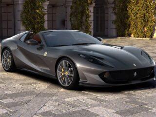 Ferrari 812 GTS Puzzle