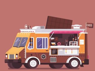 Food And Drink Trucks Memory