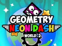 Geometry neon dash world 2