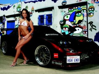 Miss Tuning Girls Slide