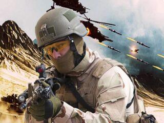 Modern Commando Combat