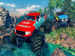 Monster 4×4 Offroad Jeep Stunt Racing 2019
