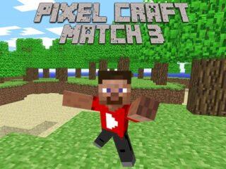 Pixel Craft Match 3