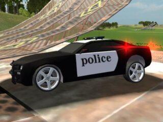 Polizei Auto