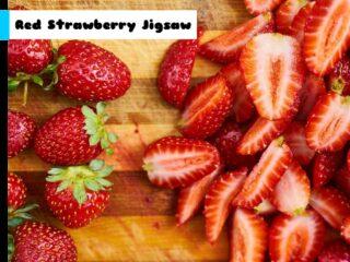 Red Strawberry Jigsaw