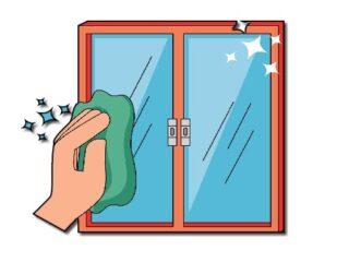 Season Wiping Window