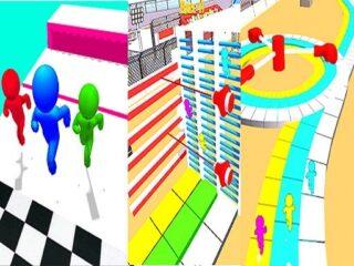 Stick Man Race Game 3D