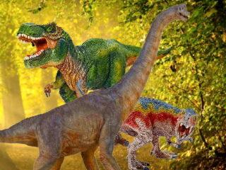 World of Dinosaurs Jigsaw