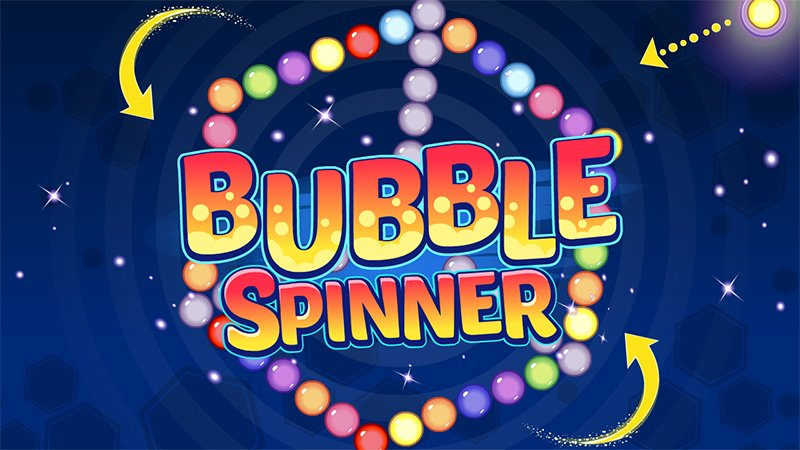 Image Bubble Spinner