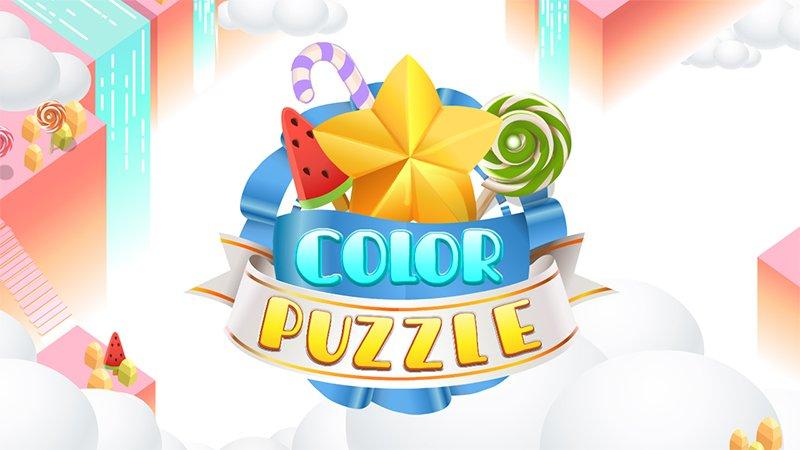 Image Color Puzzle