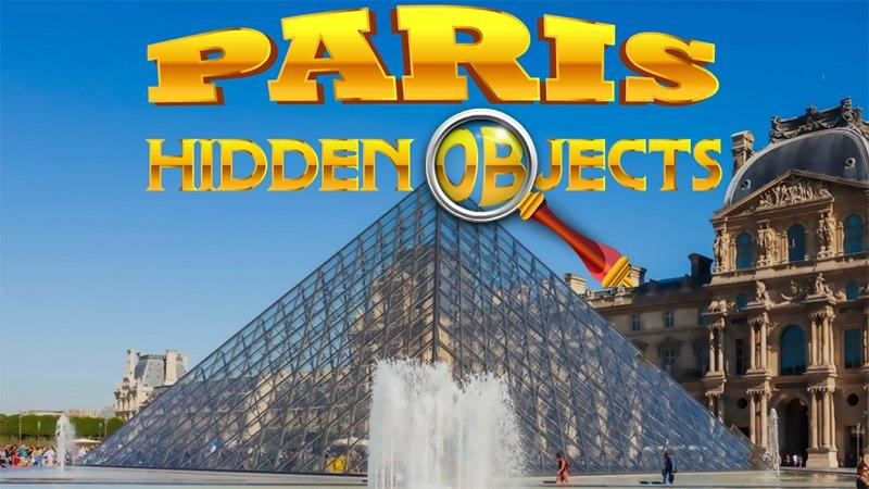 Image Paris Hidden Objects