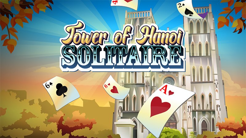 Image Tower of Hanoi Solitaire