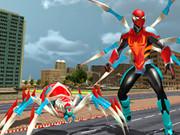 Spider Robot Warrior Robot Spider