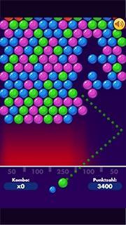 Image Bubble Shooter Challenge