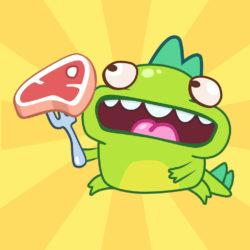 Dino Steak